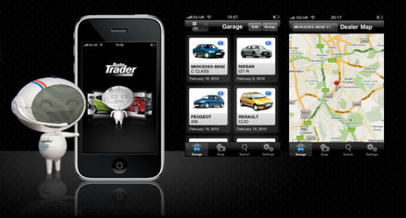 AutoTrader iPhone (AutoTrader UK)
